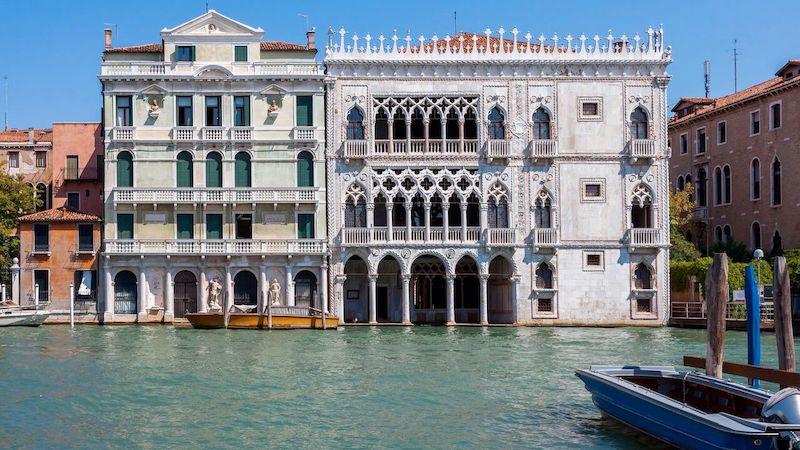 Galleria Giorgio Franchetti alla Ca'd'Oro em Veneza