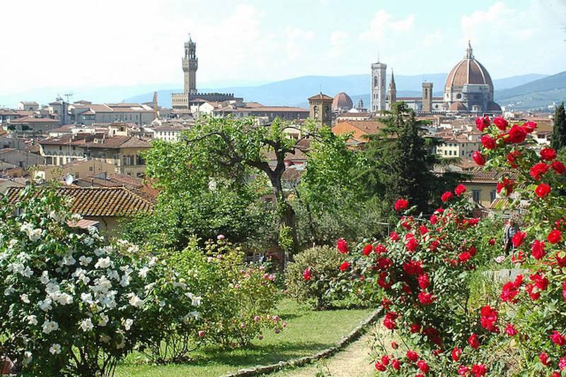 Giardino delle Rose em Florença