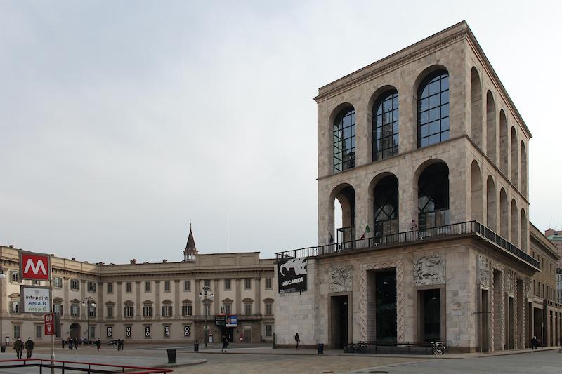 Museo del Novecento em Milão