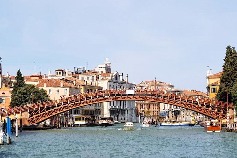 Ponte dell'Academia em Veneza