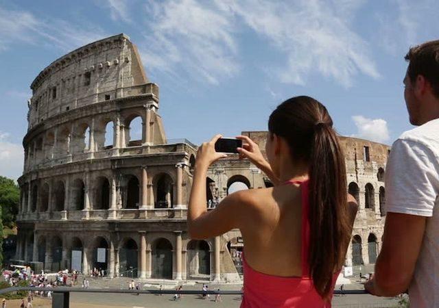 As melhores fotos para tirar em Roma