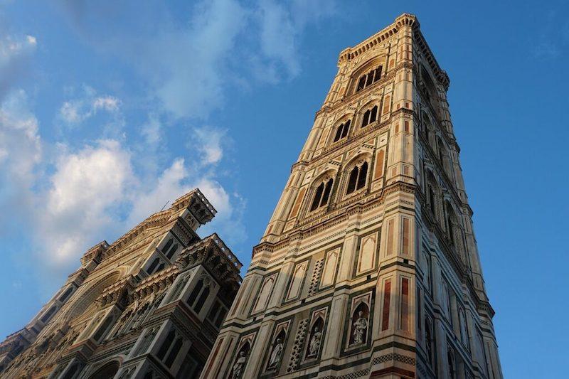 Torre do Sino de Giotto em Florença